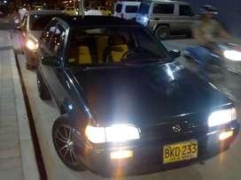 Vendo Mazda 323 Mod 98