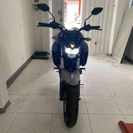 Yamaha fz250 azul mate , $10,200,000