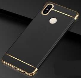 Protector Carcasa 3 En 1 Xiaomi Redmi Note 5 Pro Forro