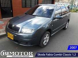 Skoda Fabia Combi Classic 1.2 M/T
