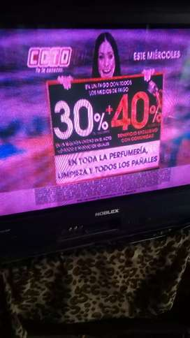 Tv noble de 29 pulgadas pantalla plana