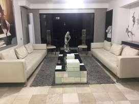 hermosa sala en venta