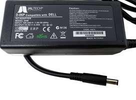 Cargador Adaptador para Portatil Dell 19.5v 3.34a punta (4.5x3)mm