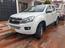 Chevrolet Dmax 2015 Cara Nueva Diesel