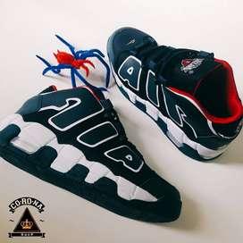 Zapatillas Urbanas Nike Air More Jordan Adidas Talla 39 al 43