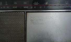 Radio Noblex Giulietta!