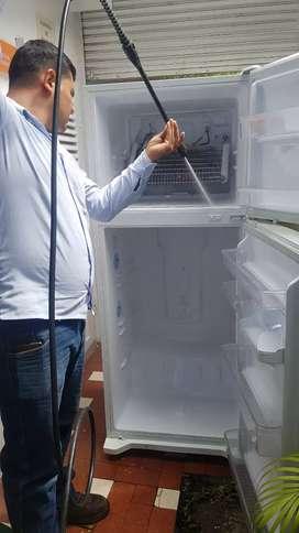 Servicio especializado y garantizado técnico en neveras y lavadoras.