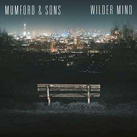 Mumford & Sons Wilder Mind Cd importado