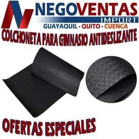 COLCHONETA PARA GIMNASIO ANTIDESLIZANTE OFERTA 5,00