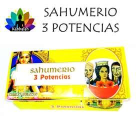 DOS CAJAS DE SAHUMERIO