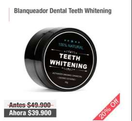 Blanqueador Dental Teeth Whitening