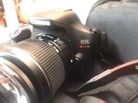 Canon t6 como nuevan
