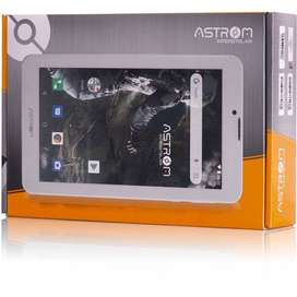 "Tablet Interestelar - Ast 707G Astrom ,1GB RAM,8GB ROM,7"" HD,3G."