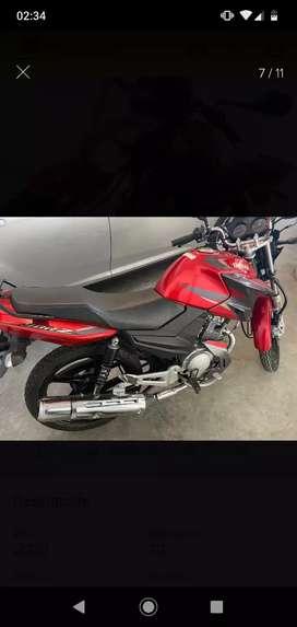 Vendo hermosa YBR 125 z Nueva!!
