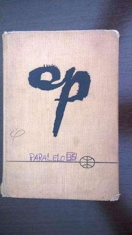 Libro Paralelo 35 De Carmen Laforet, 1967