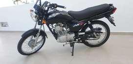 Moto Suzuki GD115 nueva, 0 Kilómetros