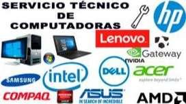 mantenimiento de computador y servicio EDP