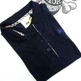 Camisetas polo masculinas 2306 burberry envio gratis