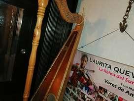 Se vende Arpa instrumento musical