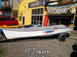 Piraguones San José 490