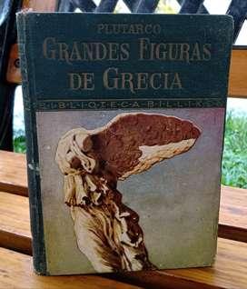 Libro Grandes Figuras de Grecia