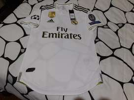 Camiseta Real Madrid Local Climachill S