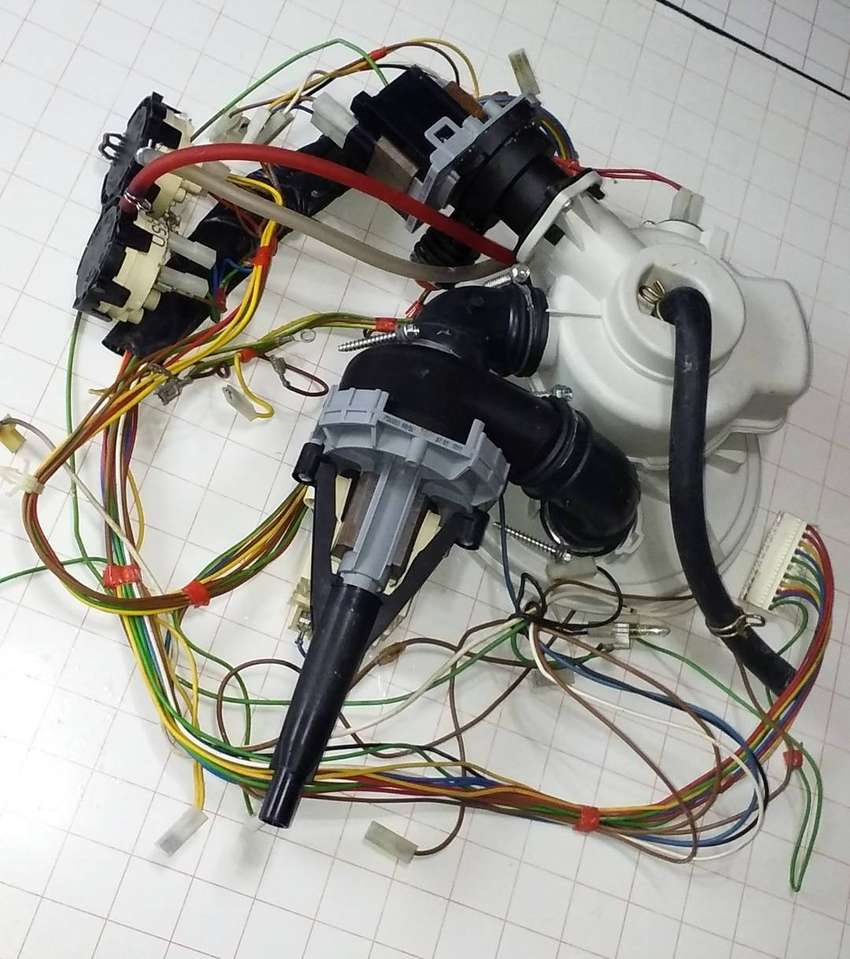 Repuestos Varios Lavavajillas Candy Cdf 315, Drean 0