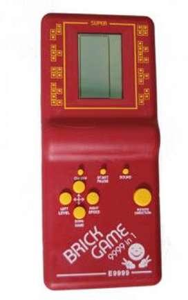 Tetris Portatil Atari Brick Game Video Juego Clasico 9999 1