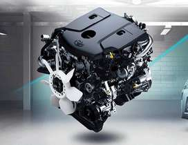 Motor Toyota 1GD Hilux Fortuner Hiace