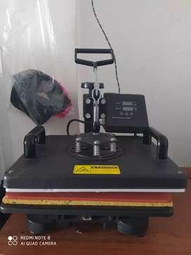 máquina de sublimación