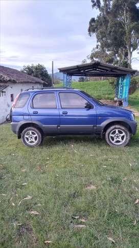 Vendo Daihatsu Terios 2004