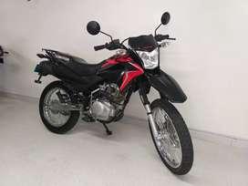 Honda xr150 modelo 2020 como nueva