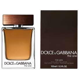 Perfume Dolce Gabbana The One Original - L A $2190