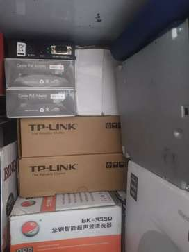 TP LINK convertidor de fibra a rj45