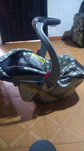 Silla Bebé Carro Baby trend 10/10