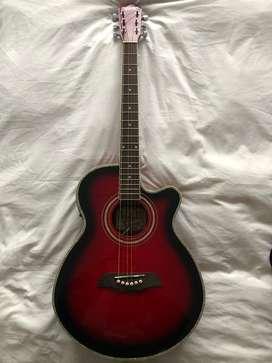 Guitarra Acustica Oscar Schmidt