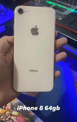 Iphone 64gb rosa gold