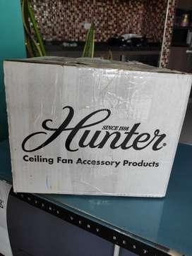 Hunter Ventilador De Techo con lampara Tribeca 28121
