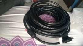 Vendo cable HDMI de 10 metros