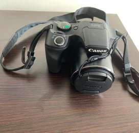 CANON SX530 Negra como nueva-permuto