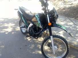 En ica Se vende moto jettor modelo galloper motor 200