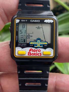 Reloj Casio Game GA-7