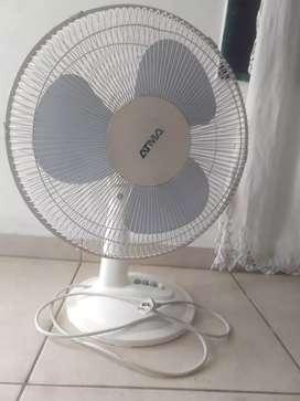 Vendo ventilador usado $800