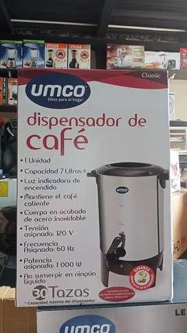 DISPENSADOR DE CAFE 30 TAZAS