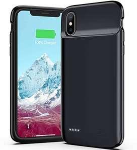 Power Case Para iPhone X/xs De 4100mah NEWBERY