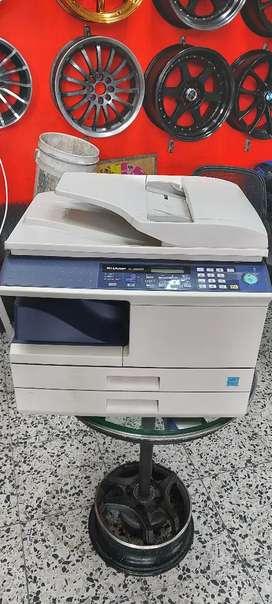 Impresora sharp al 2050cs