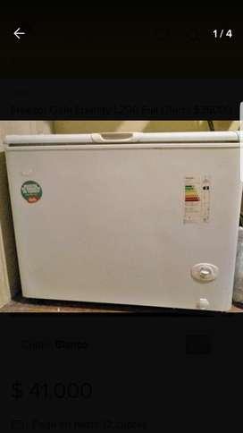 Vendo freezer Gafa Eternity L290