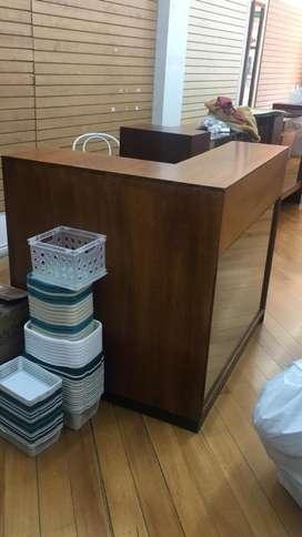 Escritorio Caja registradora
