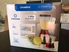 VENDO LICUADORA INDURAMA!! COD 1134 PRECIO DE LIQUIDACION!!!