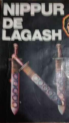 Nippur de Lagash, Tomo 1 y Tomo 2.